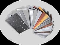 gestalten Sie Stellwände und Raumteiler sowie Messewände oder Paravents mit Design-,Holz-, oder Metalleffektdecoren