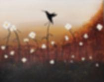 Hope, humming bird