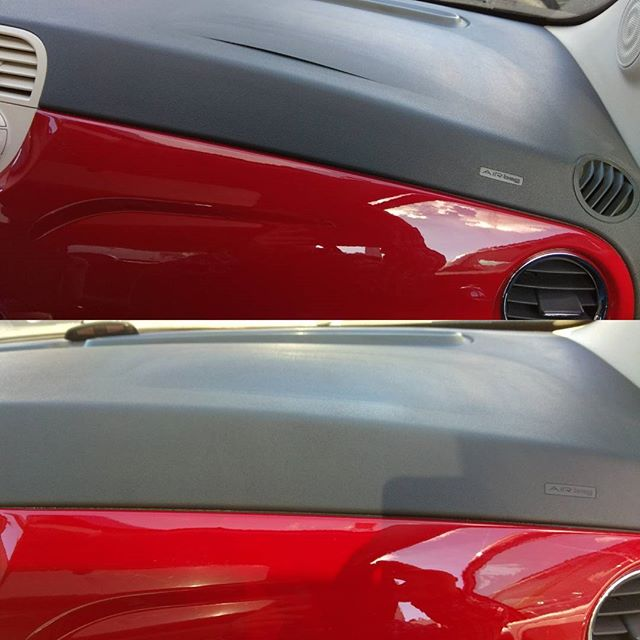 Fiat 500 αερόσακος