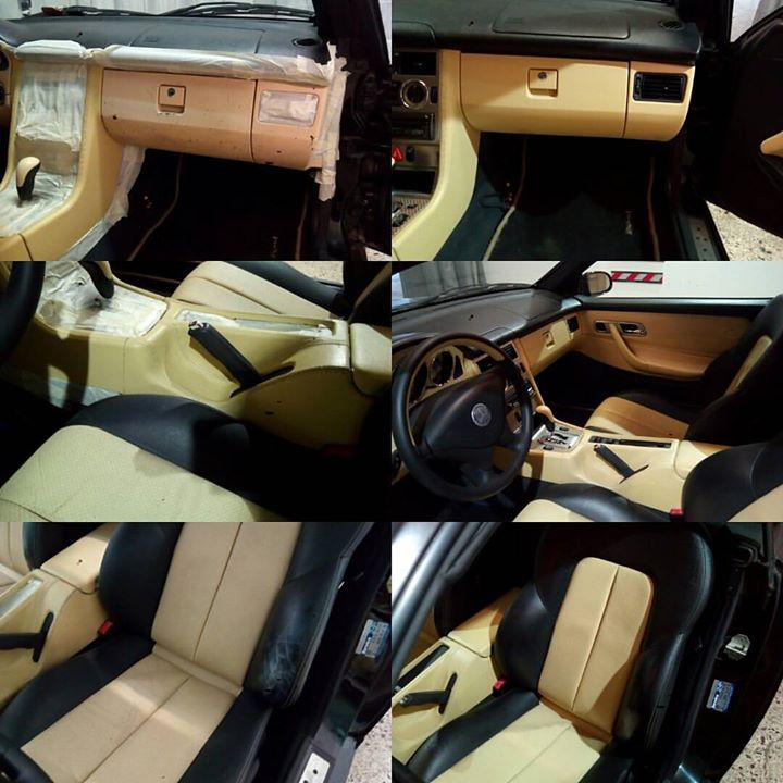 SLK Mercedes