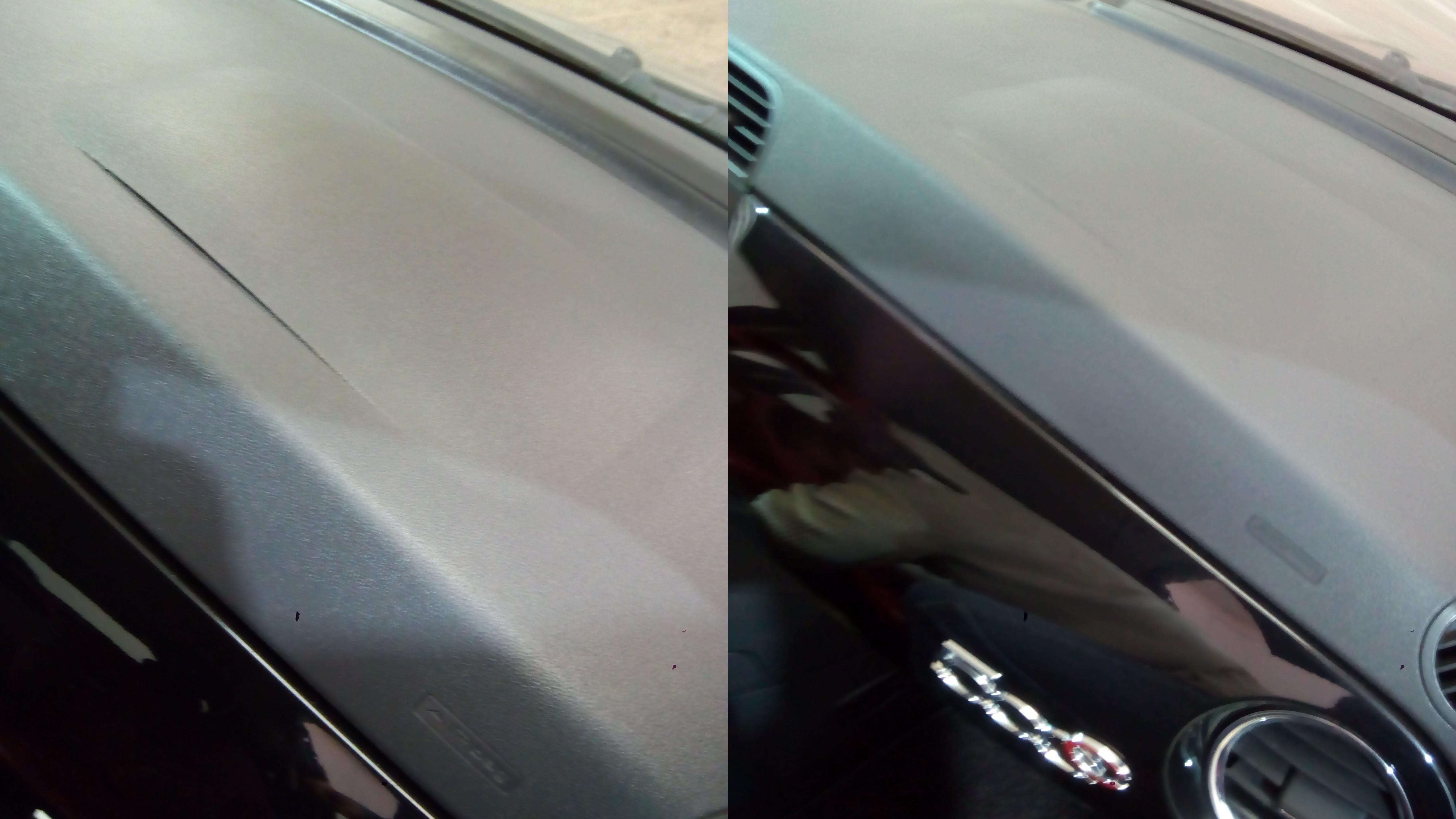 Fiat 500 airbag