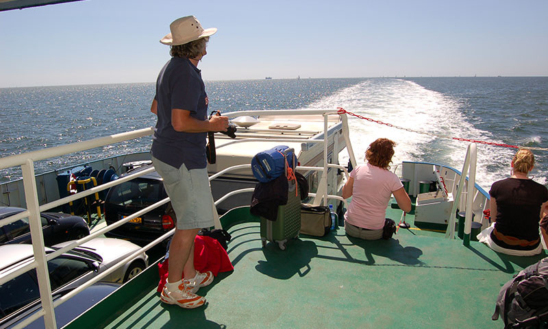 Nur noch wenige Touristen aus Deutschland auf den niederländischen Watt-Inseln.