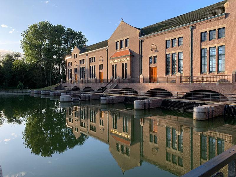 Das Woudagemaal ist seit 100 Jahren in Betrieb.