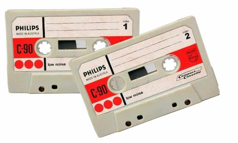 Philips brachte 1963 die Musikkassette auf den Markt.menverwandtes Bild:  Zwei Menschen starben auf einem Boot an einer Kohlenmonoxydvergiftung.
