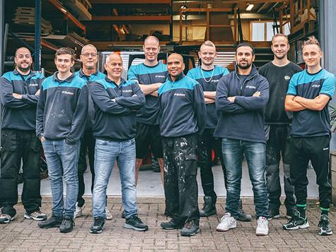 Das Teakdeck Team