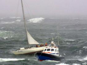 Küstenwache ist kein ANWB