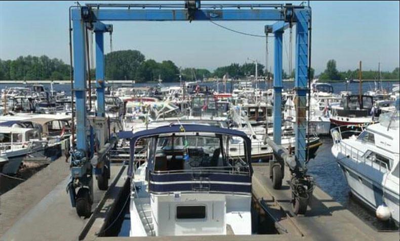 Der attraktive Verkaufshafen füllt sich allmählich mit guten Gebrauchtbooten.
