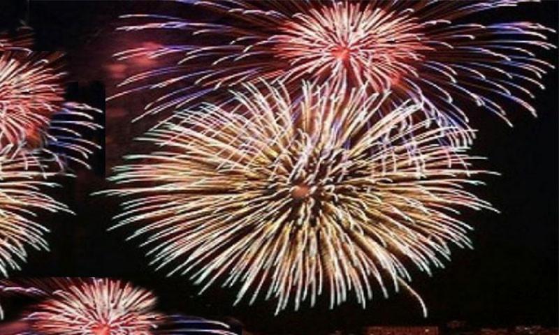 Kein Feuerwerk zum Jahreswechsel.