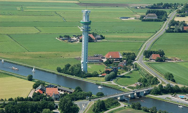 Die Brücke bei Spanneburg ist in die Jahre gekommen.