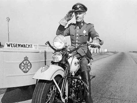 75 Jahre Wegenwacht