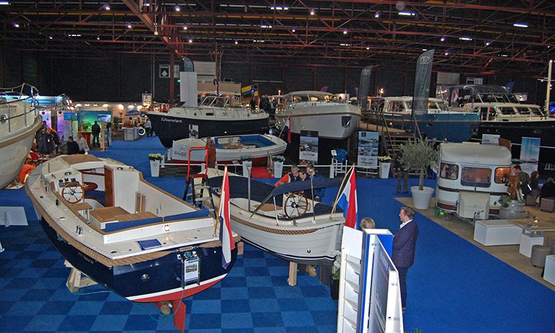 Die Boot Holland 2021 wird mit entsprechenden Sicherheitsmaßnahmen durchgeführt