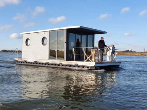 La Mare auf der Boot Holland