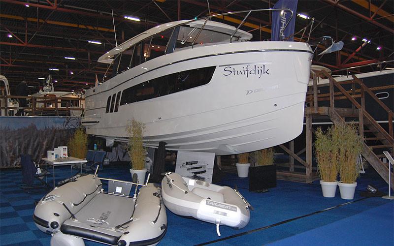 Die Cobra Yachts sind ab Herbst in Makkum zu besichtigen.