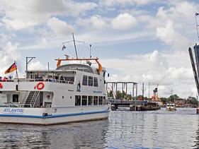 Fahrgastschifffahrt nimmt wieder Fahrt auf
