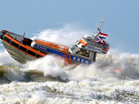 Neue Rettungsboote