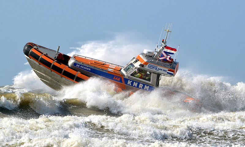 Neue Boote für die KNRM. (Foto: Gert Onderwater)