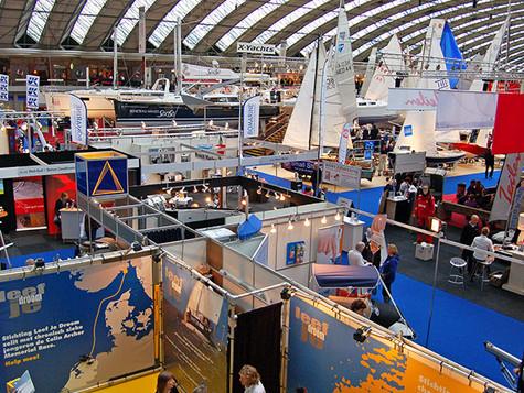 HISWA Amsterdam Boat Show dicht!