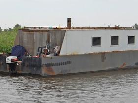 Tod auf dem Boot