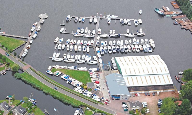 Gebrauchtboothandel beinahe ausgetrocknet.