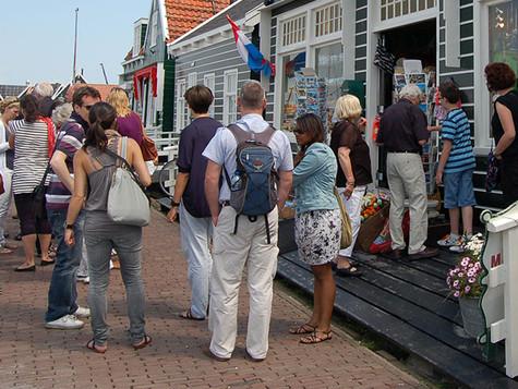 Weniger Touristen, mehr Ūbernachtungen