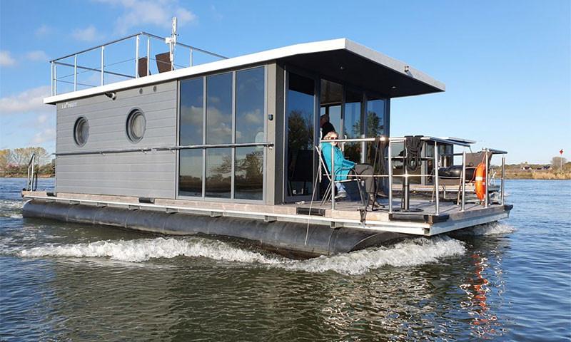 Houseboat-Ferien sind ein einzigartiges Erlebnis.