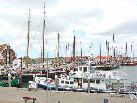 Niederländische Jachthäfen im Watt wieder offen