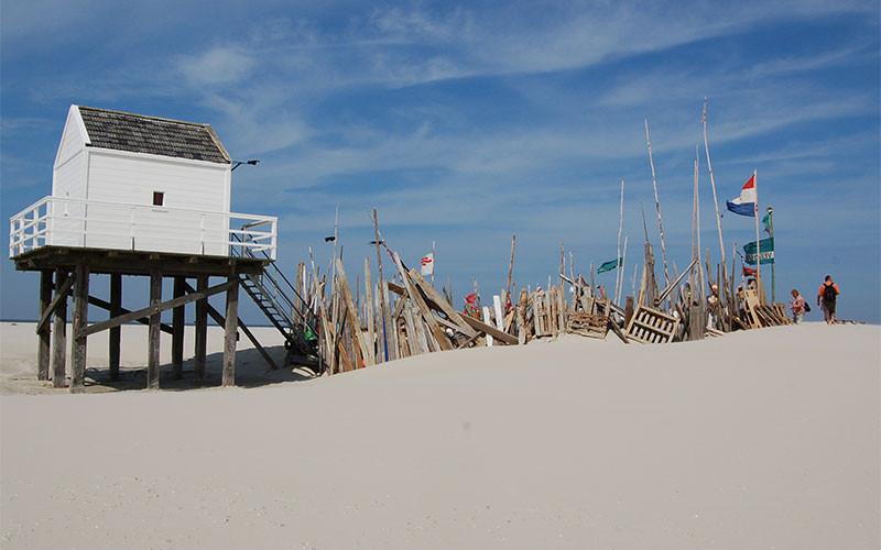 Strandjutter Vlieland