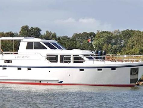 Neue Charterjacht bei Molenaar