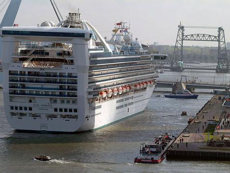 Mehr Kreuzfahrtschiffe