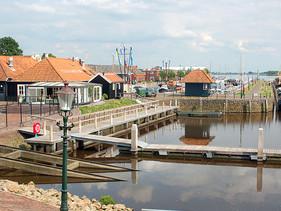 Kontrollen auf dem Lauwersmeer