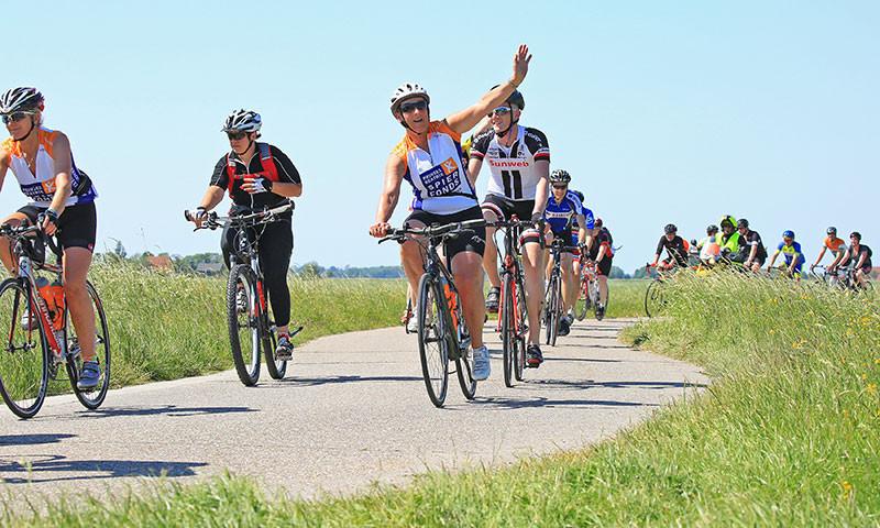 Rund 15.000 Fahrradfahrer müssen sich bis Pfingsten 2021 gedulden.