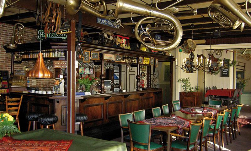 Restaurant-Betreiber zieht vor Gerichtund verliert.