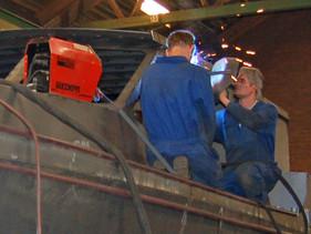 Damen Shipyards streicht über 1000 Stellen