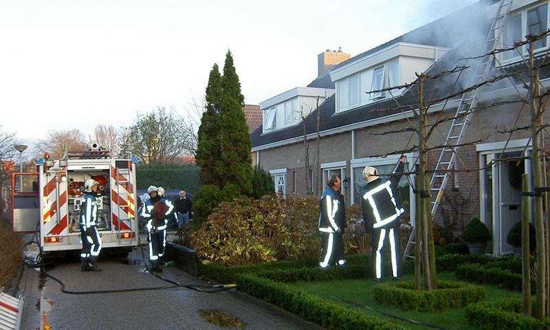 Symbolbild; Die Feuerwehr im Einsatz.