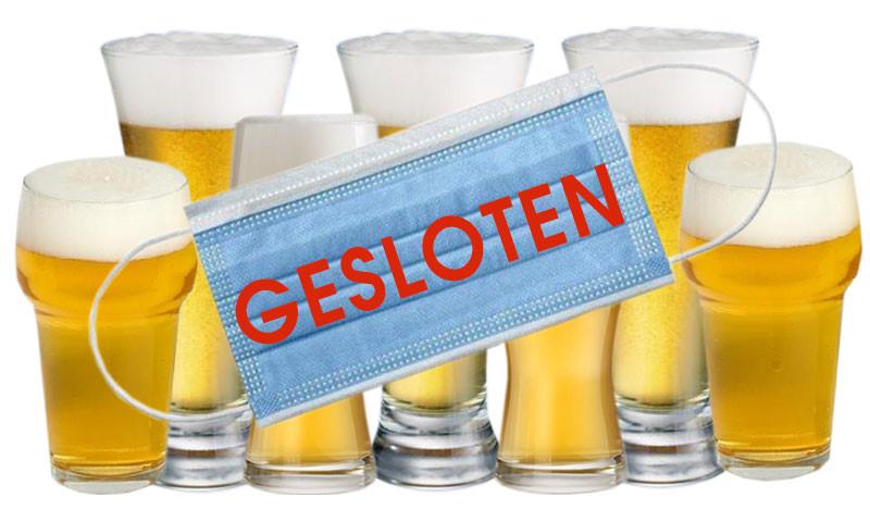 Wenn die Coronaregeln missachtet werden ist oft zuviel Alkohol im Spiel.