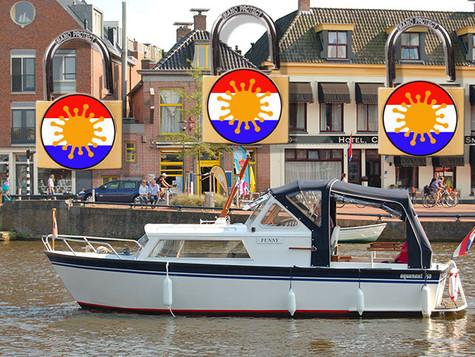 Charterschiffe stehen bereit