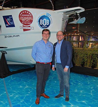 Jurre und Martijn von Tornado Sailing verkaufen nun Jeanneau Segeljachten.