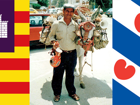 Grüße aus Mallorca
