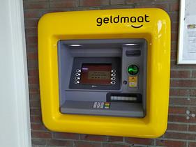 Gelber Geldmaat oder Supermarkt