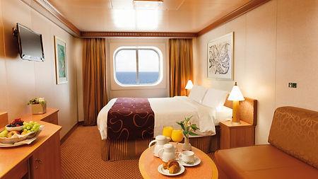 Costa Favolosa ablakos kabin.jpg