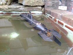 U35 in water 025