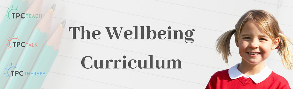 Wellbeing Curriculum