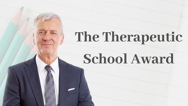 TPC Therapy Therapeutic School Award