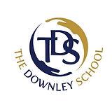 The downley school logo