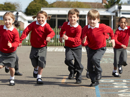 Therapeutic schools: Some quick wellbeing ideas