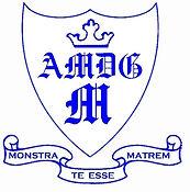Saint Mary's Catholic Primary Academy logo