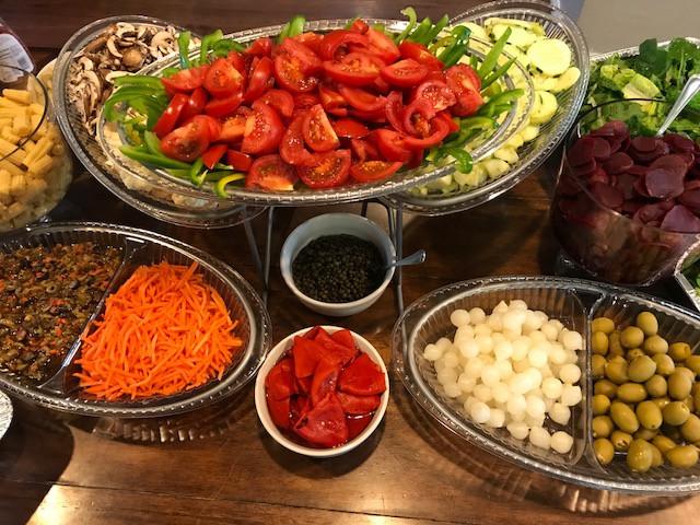 Kyky Garden Salad