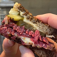 Meat & Patience Pastrami