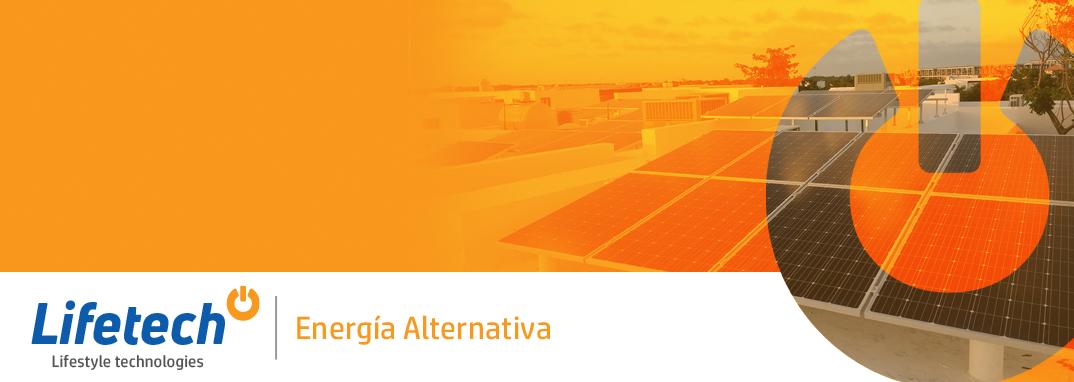 LIFETECH ENERGIA ALTERNATIVA INSTALACION DE SISTEMAS DE PANELES SOLARES