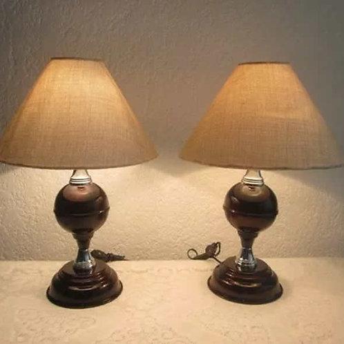 Nightstand Lamps // Juego De Lampara Buró